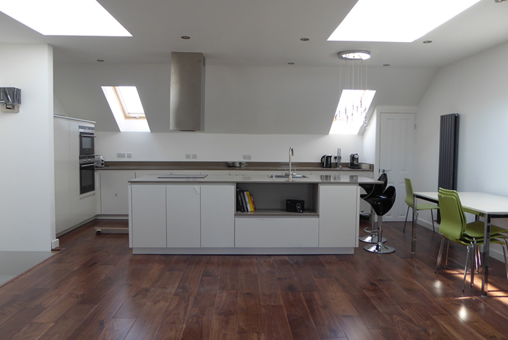 Moduloft penthouse loft conversion