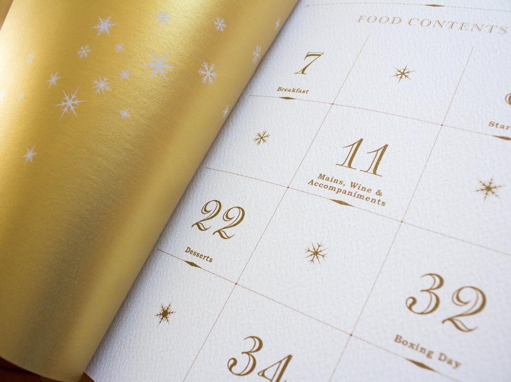 Christmas Lookbook for George Home and ASDA Food