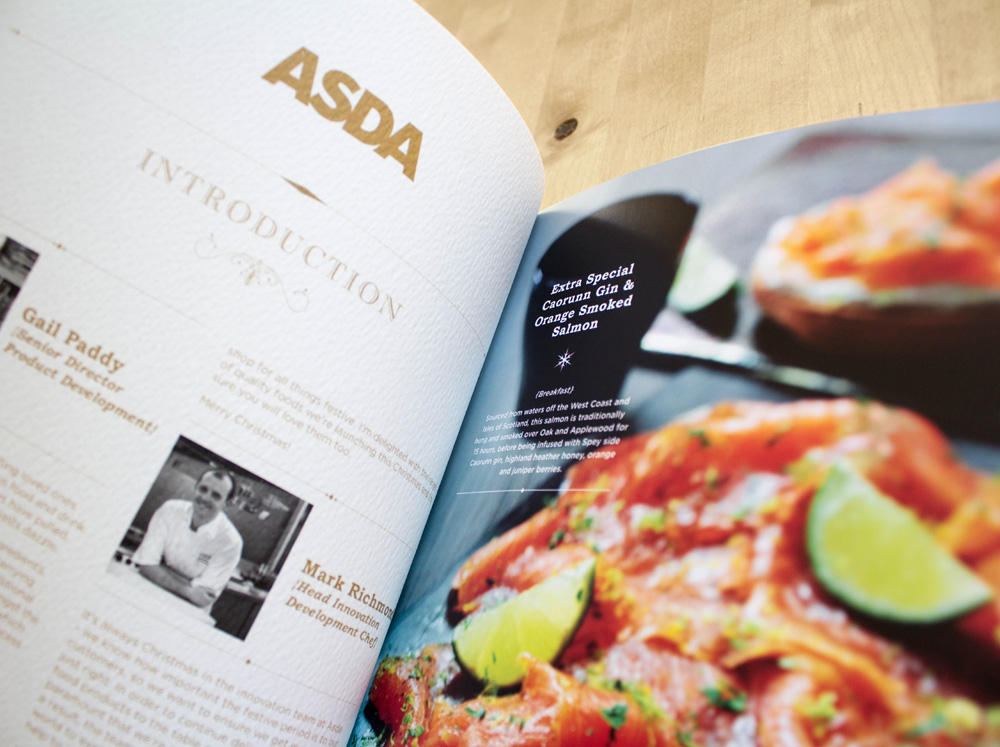 ASDA Christmas Food Lookbook