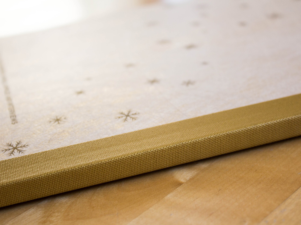 Christmas Lookbook Design detail