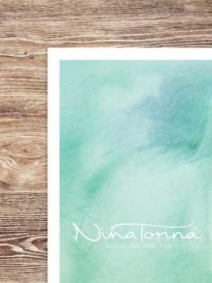 Coda: Creative Design Agency Leeds: Nina Torina Brand Development